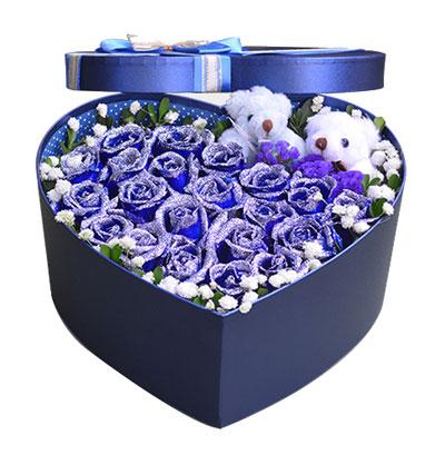 送老师的花
